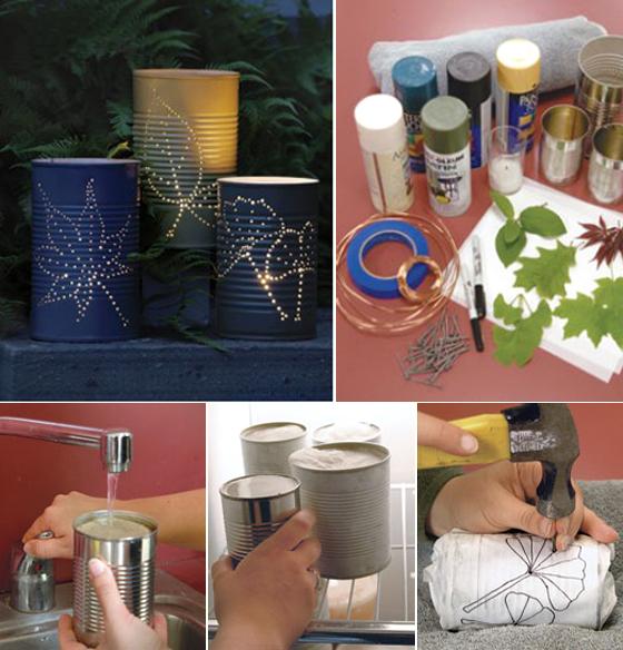 Подготовка к изготовлению светильника