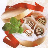 клубника в шоколаде фото рецепт