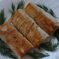 рецепт горячей закуски из лаваша