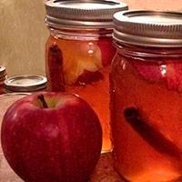 домашний самогон из яблок