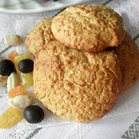 рецепт домашнего печенья