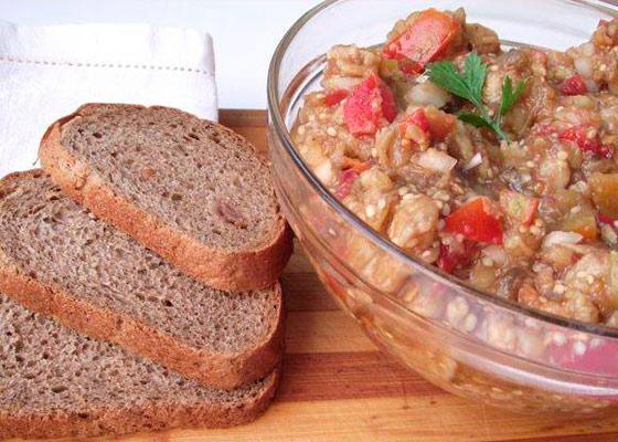 Простые салаты на ужин рецепты с фото