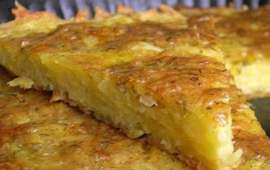 Простые блюда из картошки
