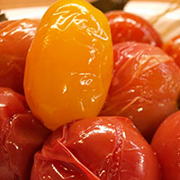 Квашеные зеленые помидоры в бочке на зиму