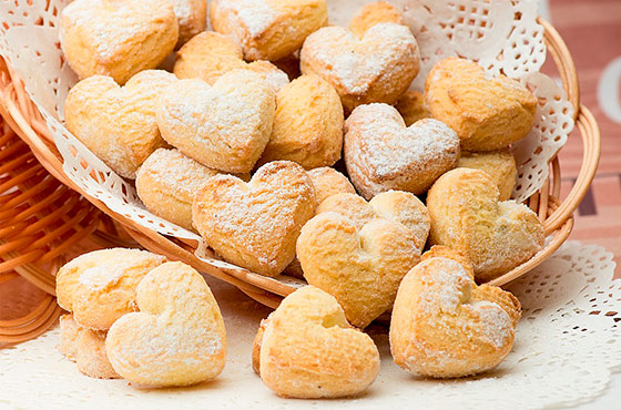 рецепт песочного печенья для аллергиков