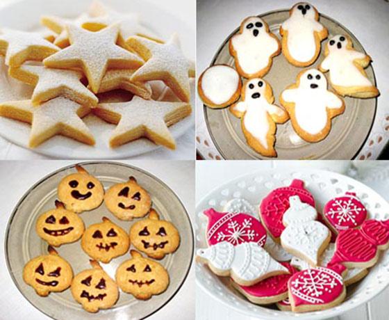 Песочное печенья для детей