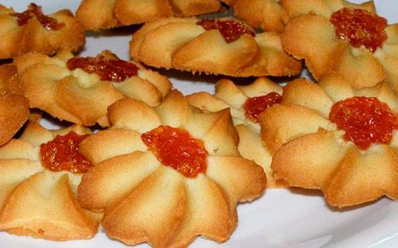 Как готовить печенье курабье Официальный сайт кулинарных 88