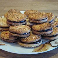 Рецепт Диетическое печенье из гречки. Калорийность, химический состав и пищевая ценность.