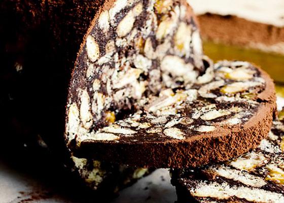 Рецепты шоколадных печений в домашних условиях с фото 362