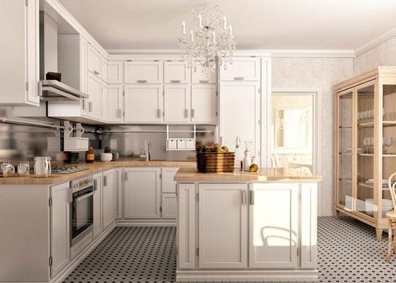 Белые кухни в современном стиле фото и описания