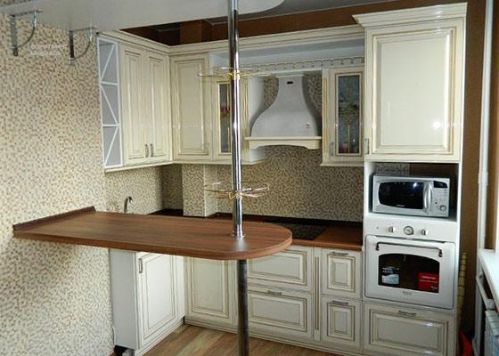 кухня с барной стойкой фото лучших дизайнов