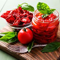Вяленые помидоры с чем едят куда добавить