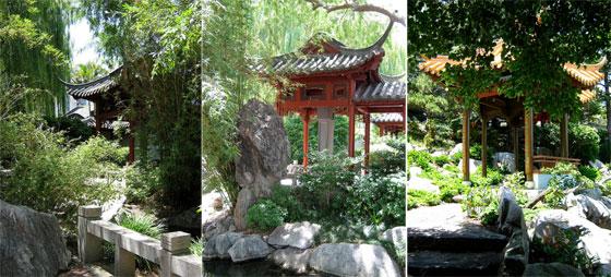 Китайский стиль ландшафтного дизайна