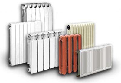 Как выбрать радиатор отопления. Их виды и типы.