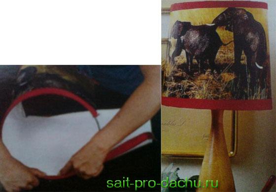Абажур для торшера своими руками, как сделать абажур для торшера своими руками, абажур для .  Изображения...