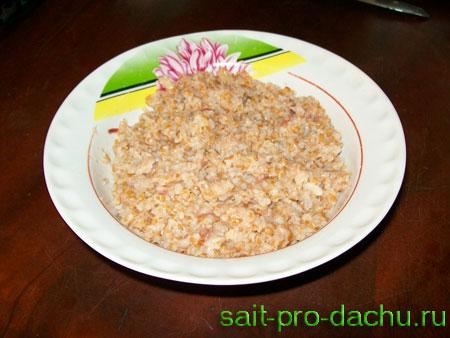 Как готовить пшеничную кашу