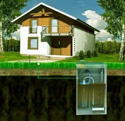 Как выбрать септик для канализации на даче