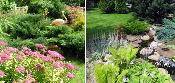В каком стиле оформить собственный сад?