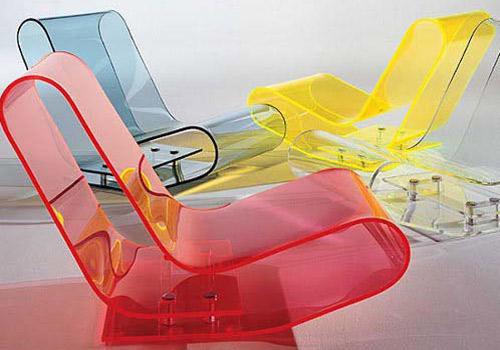 мебель из пластика-3