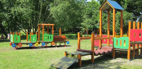 детские площадки для игр