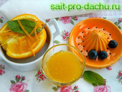 клубника в апельсиновой карамели-5