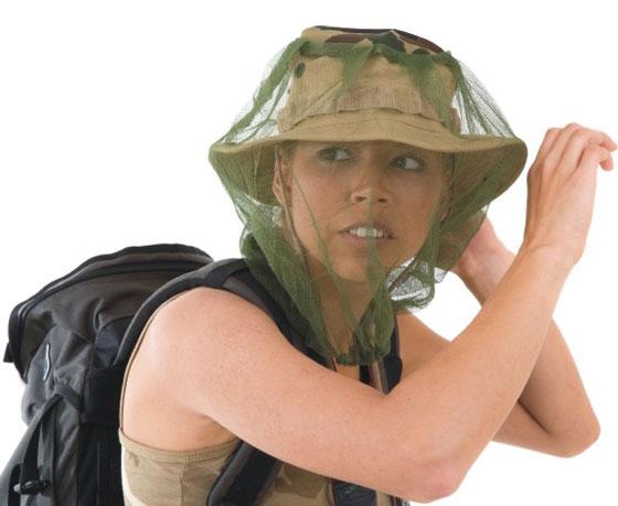 как защитить себя на рыбалке от комаров