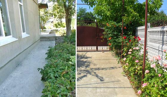 Как правильно и надежно залить бетоном двор своими руками