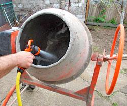 Как залить бетоном двор своими руками