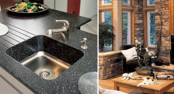 Как выбрать искусственный камень для оформления дома