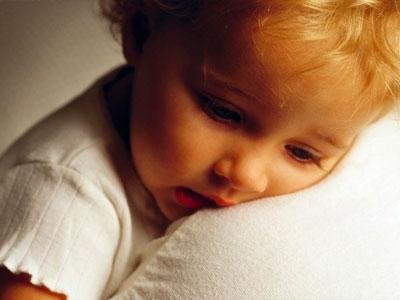 рана у ребенка