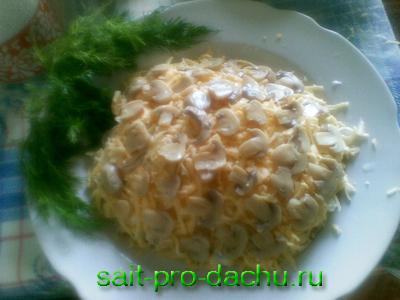 "салат ""Ананас"""