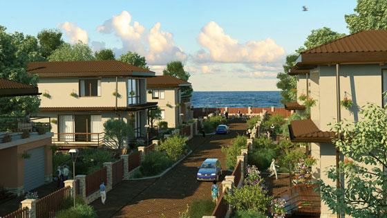 Преимущества жилья в котедждном поселке