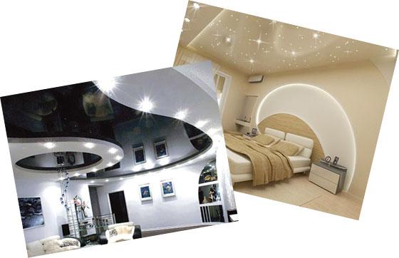 Как выбрать качественный натяжной потолок?