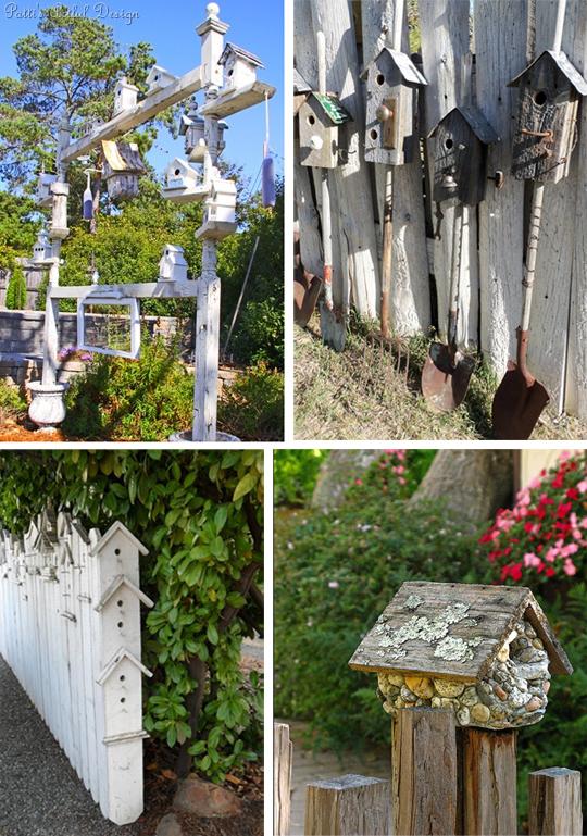 Украшаем сад: нестандартные решения