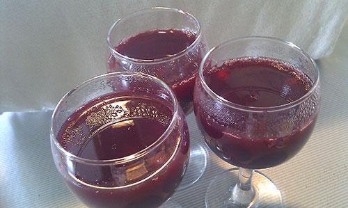 рецепт желе из вишни с желатином