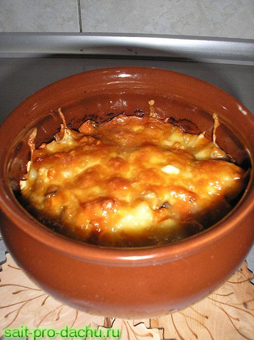 готовим в горшочках в духовке рецепты овощи