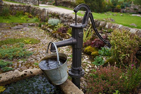 скважина на воду для дачи