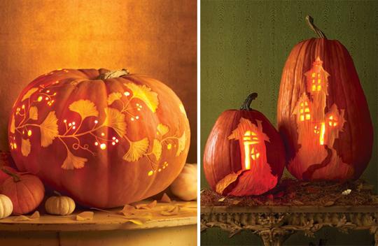 Поделки из тыквы осень