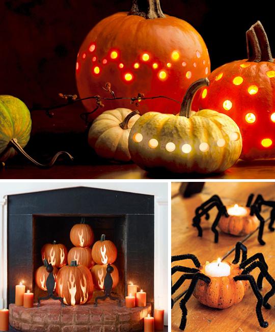 Поделки из тыквы: оригинальные идеи на Хэллоуин