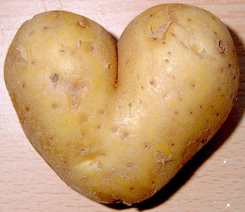 косметика из картошки