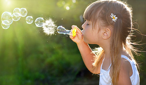 Защищаем ребенка от солнца