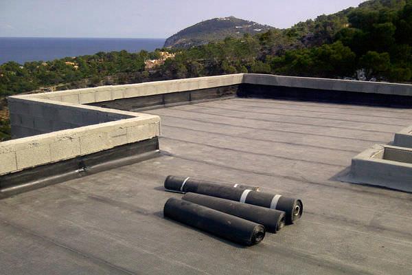 разновидности гидроизоляции крыши