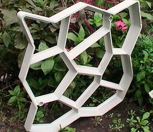 форма для бетонной дорожки