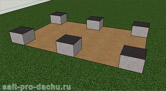 Построить сарай