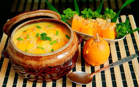 рецепты супа из тыквы быстро и вкусно