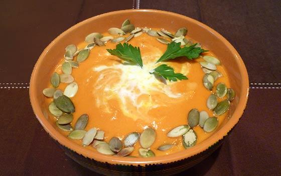 суп из тыквы рецепты быстро и вкусно для детей