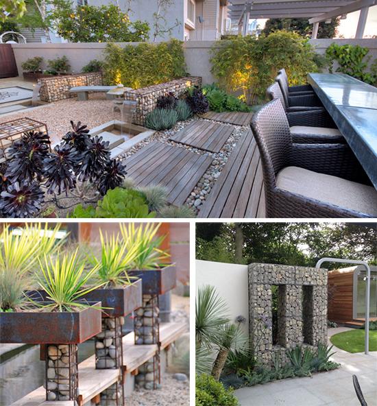 Элементы садового дизайна