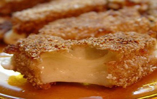 Картофельные пальчики в панировочных сухарях