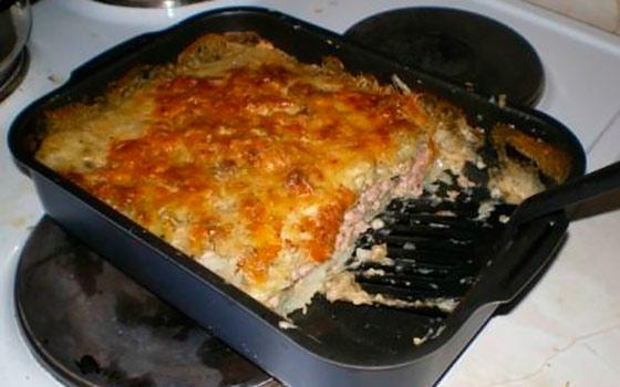 рецепты из кабачков с баклажанами в духовке