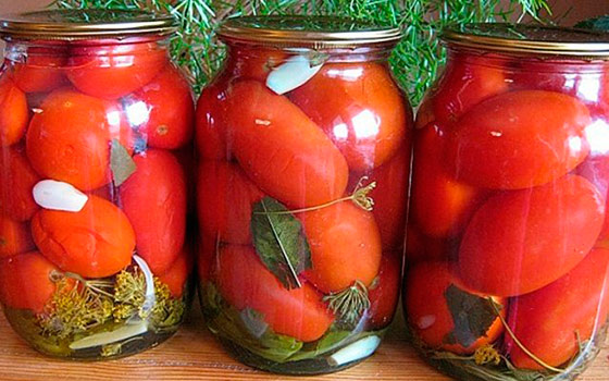 сельском как мариновать помидоры на зиму в банках новый модуль (катушка)